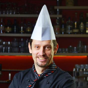 Šéfkuchař Tomáš Ulbrich